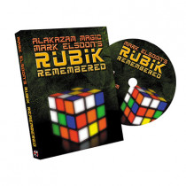 Rubik Remembered by Mark Elsdon and Alakazam (DVD)