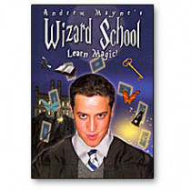 Wizard School - Andrew Mayne (DVD)
