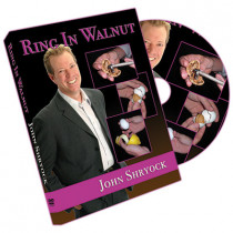Ring In Walnut by John Shryock DVD