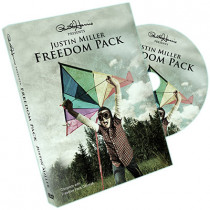 Paul Harris Presents Justin Miller's Freedom Pack DVD-Combo