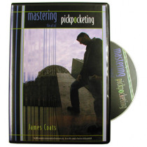 Mastering the Art of Pickpocketing - James Coats (DVD)