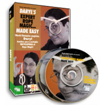 Daryl's Expert Rope Magic... Made Easy Vol 1 (DVD)