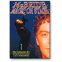 Magic on Stage by Jeff McBride Vol 1 (DVD)