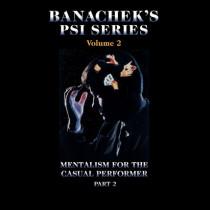 Banachek's Psi Series Vol 2 (DVD)