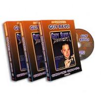 The Bending Minds - Bending Metal - Guy Bavli Vol 1-3 (DVD)