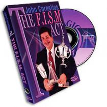 The F.I.S.M. Act by John Cornelius (DVD)