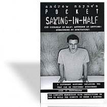 Pocket Sawing in Half - Andrew Mayne