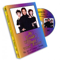 Yasuda - The Art of Costume Changing from The Greater Magic (DVD)