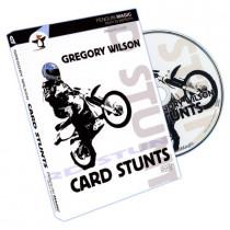 Card Stunts Gregory Wilson (DVD)
