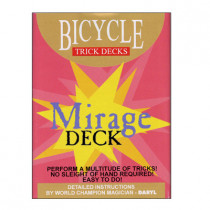Mirage Deck Bicycle (Blau)