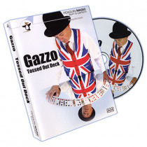 Gazzo Tossed Out Deck DVD (with Deck) by Gazzo