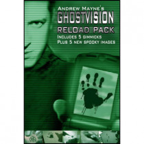 Ghost Vision Reload Pack #1 by Andrew Mayne
