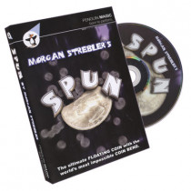 Spun by Morgan Stebler (DVD)