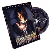 Master Mindfreaks by Criss Angel - Volume 3 (DVD)