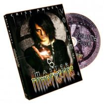 Master Mindfreaks by Criss Angel - Volume 4 (DVD)