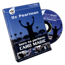 Born To Perform by Oz Pearlman (DVD)