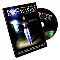 Bisection Unlimited by Andrew Mayne (DVD)