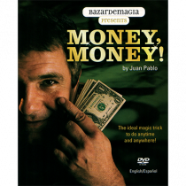 Money, Money by Juan Pablo and Bazar de Magia