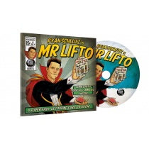 MR LIFTO (DVD and Red Gimmicks) by Ryan Schlutz and Big Blind Media