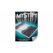 Mystify (Gimmicks and Online Instructions) by Vinny Sagoo