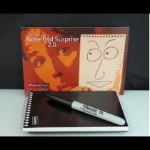 Note Pad Surprise 2.0 by Sean Bogunia
