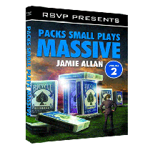 Packs Small Plays Massive Vol. 2 by Jamie Allen