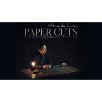 Paper Cuts Secret Volume by Armando Lucero
