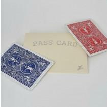 Pass Card by JL Magic