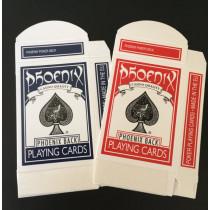 Phoenix Poker Kartenschachtel by Card-Shark