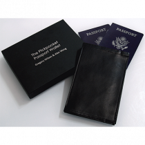 Pickpocket Passport (Gimmick and Online instructions) by Alan Wong & Gregory Wilson