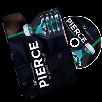 Pierce (DVD only) by Jibrizy Taylor and SansMinds - DVD