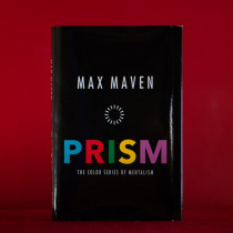 PRISM: The Color Series of Mentalism by Max Maven - Book