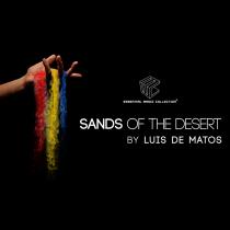 Professional Sands of Desert by Luis de Matos
