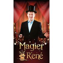 Magier Rene - Der Engel unter den Tricksern