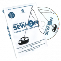 Sew-On ( DVD and Gimmick ) by Roddy McGhie - DVD