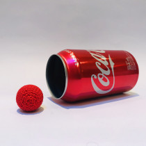 Chop Can Coke Standard Size (Gimmicks and Online Instructions) by Bazar de Magia