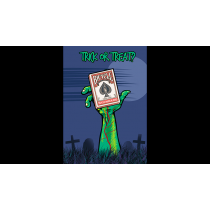 3DT / HALLOWEEN (Gimmick and Online Instructions) by JOTA
