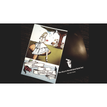 The Alice In Wonderland Book Test (Limited 250) by Luke Jonas with Olnas Magic