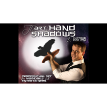 Art of Hand Shadows (Gimmicks and Online Instructions) by Gustavo Raley