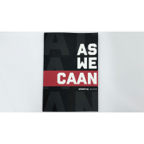 AS WE CAAN by Chang & Himitsu Magic-