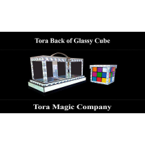 Back of Glassy Cube by Tora Magic
