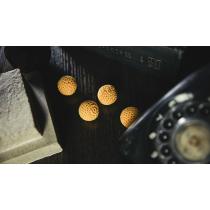 Häkelball - Crochet Ball Set (Yellow) by TCC