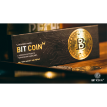 The Bit Coin Gold (3 Gimmicks and Online Instructions) by SansMinds