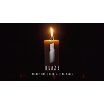 Blaze (The Auto Candle) by Mickey Mak, Alen L. & MS Magic