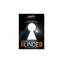 BLINDED RED (Gimmick and Online Instructions) by Mickael Chatelain