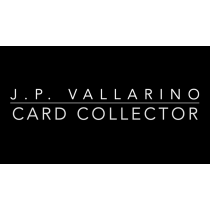 Card Collector (Gimmicks and Online Instructions) by Jean-Pierre Vallarino