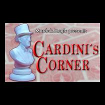CARDINI'S CORNER by Quique Marduk and Juan Pablo Ibanez