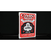 Card Night Classic Games, Classic Decks and The History Behind Them by Will Roya - Book