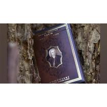 Johann Sebastian Bach (Composers) Playing Cards