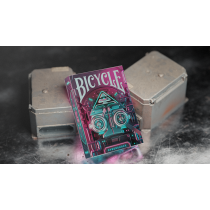 Bicycle Cybershock Playing Cards